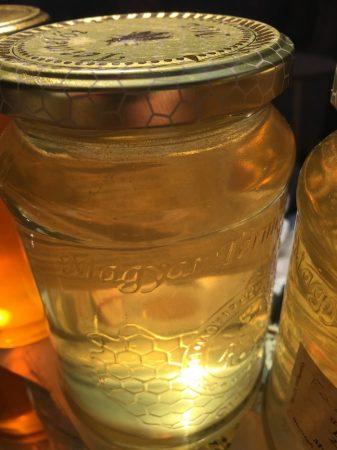 Facélia méz / Mézontófű